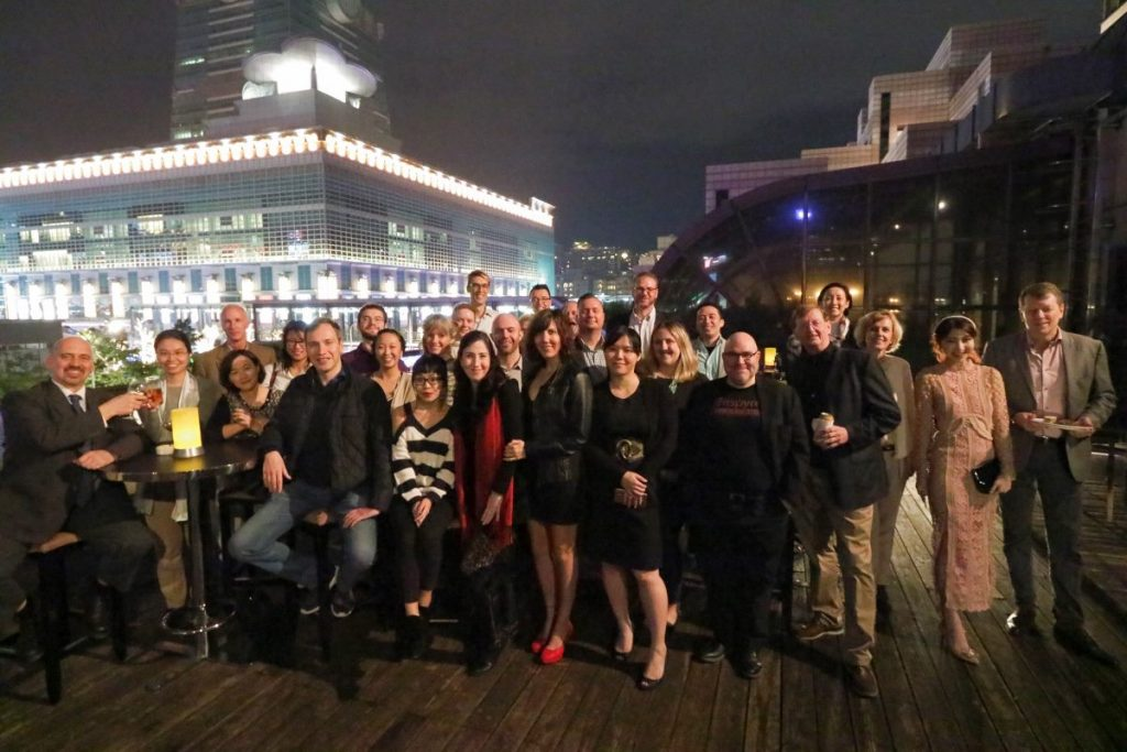 Celebrating 2017 All Chamber Winter Happy Hour
