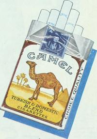 Camel Arbitrary cigarettes Trademark