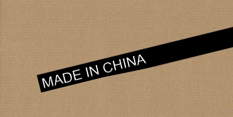 Apply for China Trademark even if only doing manufacture three