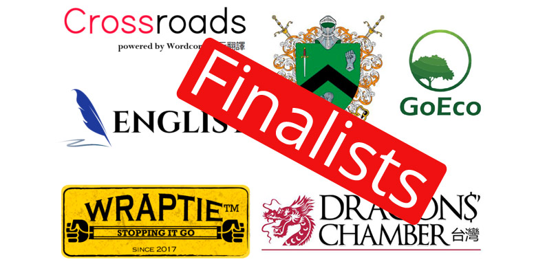 2018 Dragons' Chamber Finalists Announced