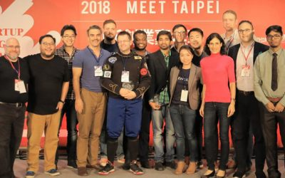 Presenting Dragons' Chamber 2018 Winners