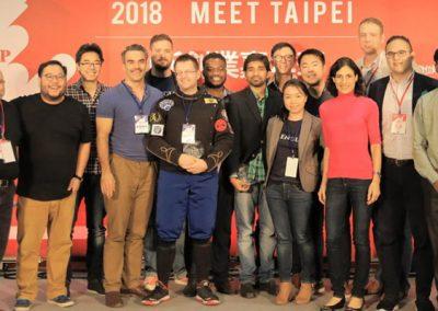 2018 Dragons Chamber Teams, Dragons and Organizers