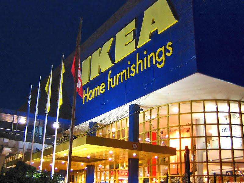 IKEA Singapore logo