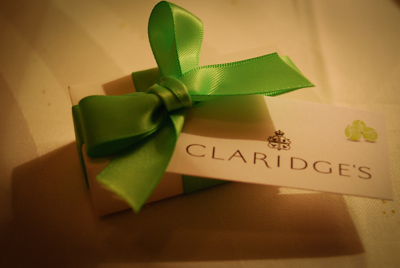 Claridge Candle Logo