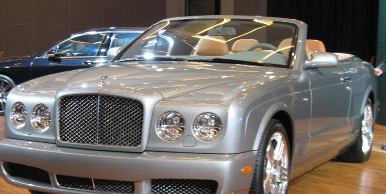 Bentley vs Bentley