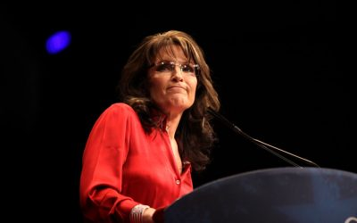 That Time Sarah Palin Almost Lost Millions Over Her Trademark Error