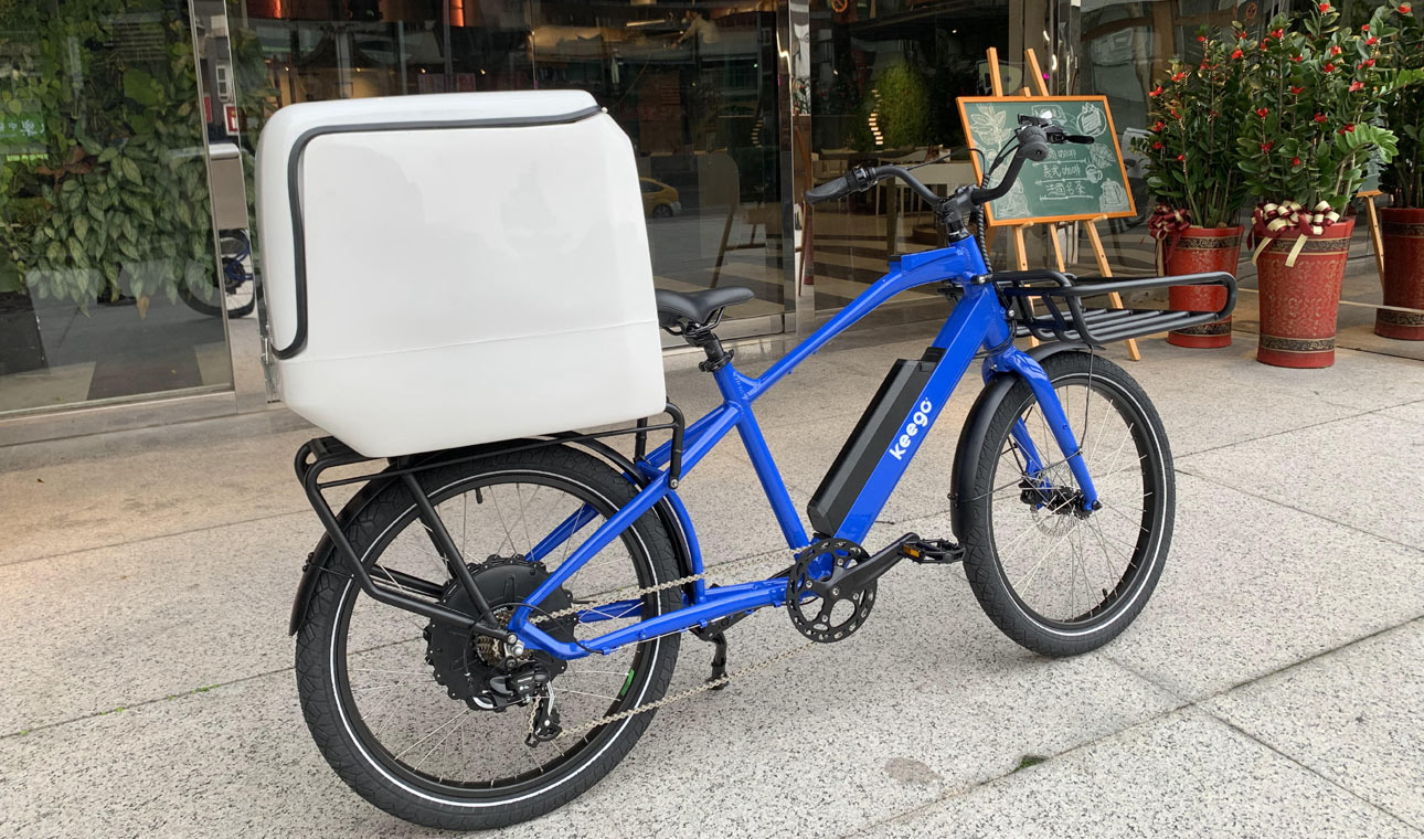 Keego Mobility Delivery Ebike